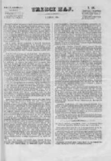 Trzeci Maj. 1846. 6 Czerwca