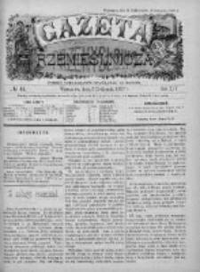 Gazeta Rzemieślnicza : pismo tygodniowe wychodzi co sobota. 1897, nr 44