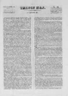 Trzeci Maj. 1846. 24 Października
