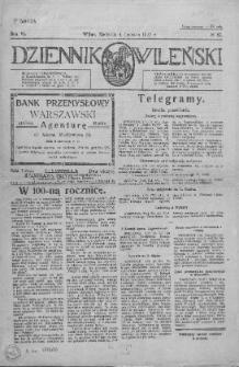 Dziennik Wileński. 1922. Nr 27