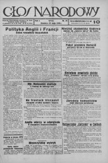 Głos Narodowy.1938. Nr 55