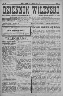 Dziennik Wileński. 1917. Nr 9