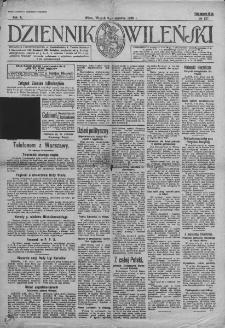 Dziennik Wileński. 1926. Nr 127