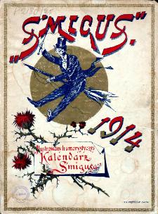 Humorystyczny Kalendarz Śmigusa 1914