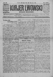 Kurjer Lwowski. 1918. Rok XXXVI. Nr 197