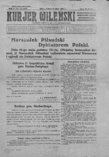 Kurjer Wileński. 1926. Nr 110