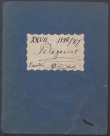 Pelagonius. Einsiedeln