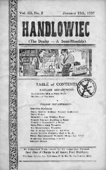 Handlowiec. 1937, nr 2