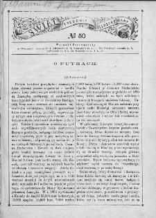 Świat : dwutygodnik illustrowany dla młodzieży i dzieci. 1880. Nr 50