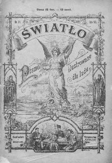Światło : pismo ilustrowane dla ludu. Rok VII. 1893, dodatek do nr 14