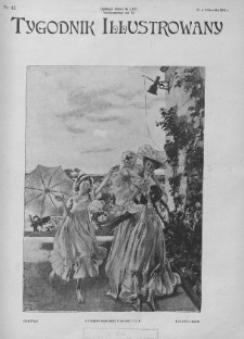 Tygodnik Ilustrowany 1911 (Nr 41-52)