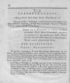 Dziennik Wyroków Sądu Kassacyinego Xięstwa Warszawskiego. T. 2. 1812. Nr 19