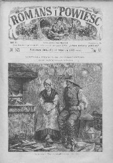 Romans i Powieść. Tygodnik beletrystyczny, ilustrowany. T VI. 1883. Nr 143