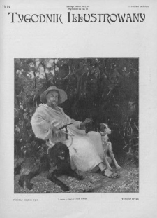 Tygodnik Ilustrowany 1912 (Nr 15-26)