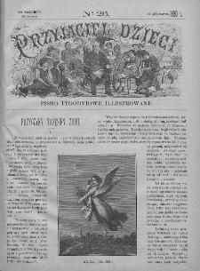 Przyjaciel Dzieci : [pismo tygodniowe nauce i rozrywce młodzieży poświęcone]. T. 30. 1890, nr 26