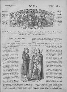 Przyjaciel Dzieci : [pismo tygodniowe nauce i rozrywce młodzieży poświęcone]. T. 22. 1882, nr 18