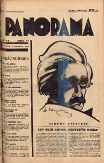 Panorama 15 kwiecień 1934 nr 15