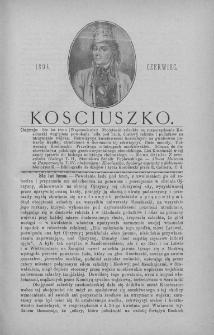 Kościuszko. T 2. 1894. Czerwiec