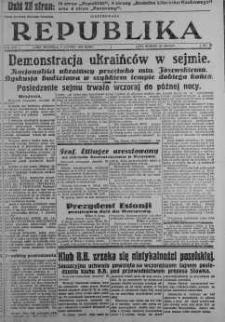 Ilustrowana Republika 9 luty 1930 nr 39