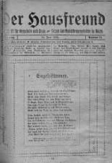 Der Hausfreund 15 czerwiec 1924 nr 24