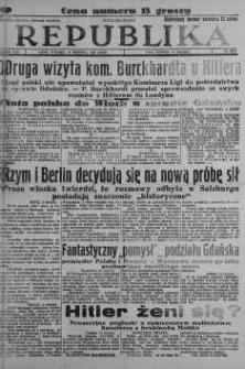 Ilustrowana Republika 15 sierpień 1939 nr 224