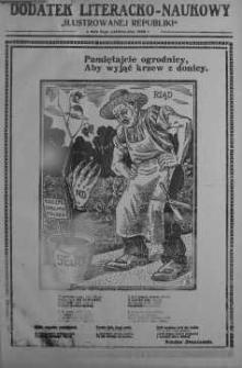 Dodatek Literacko-Naukowy 3 pażdziernik 1926